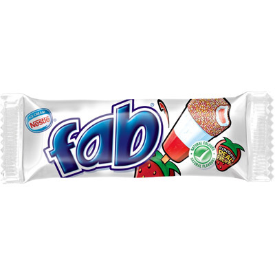Fab Strawberry Stick