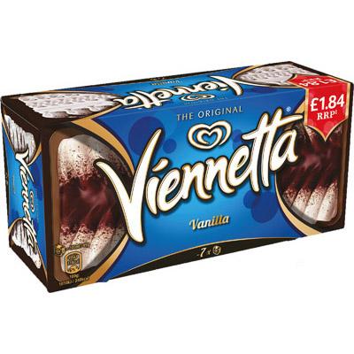 PM £1.84 Viennetta Original