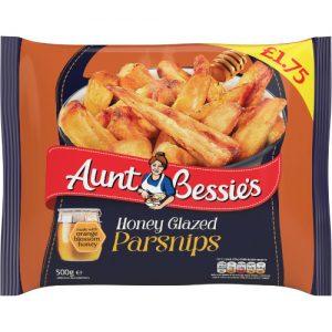 PM £1.75 Aunt Bess Parsnips UNIT