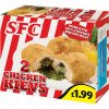 PM £1.99 SFC 2 Chicken Kievs Unit