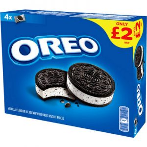 PM £2.00 Oreo Sandwich Multipack