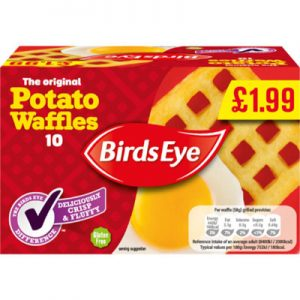 PM £1.99 Birds Eye Potato Waffles