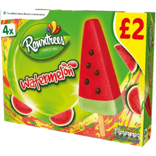 PM £2.00 Rowntrees Water Melon Multipack