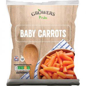 Growers Pride Baby Carrots