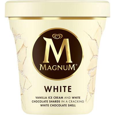 Magnum Pints White