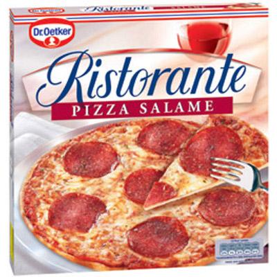 Ristorante Pepperoni Salami