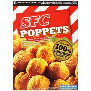 SFC Southern Fried Chick Poppets UNIT
