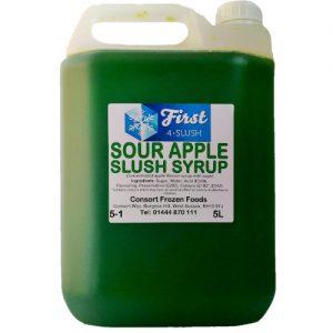 Slush Sour Apple