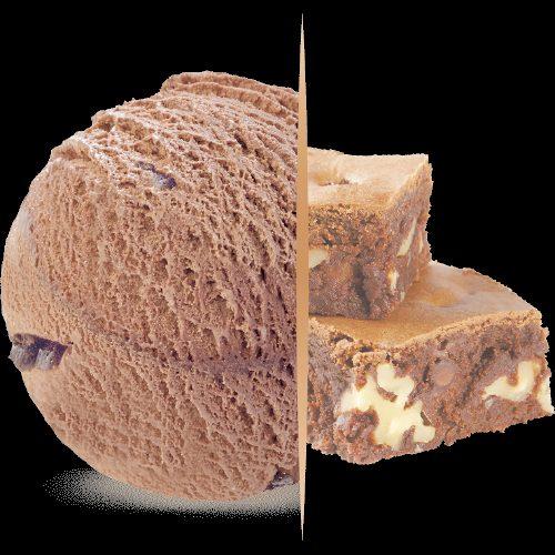 5.5lt Carte D'or Chocolate Fudge Brownie