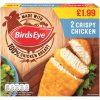 PM £1.99 Birds Eye Crispy Chicken 2's