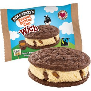 Ben & Jerry's WICH Peanut Butter