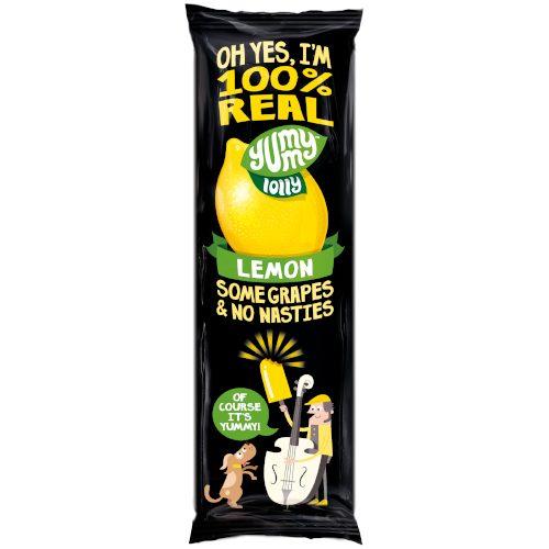 Yummy 100% Lemon