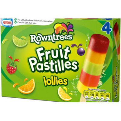 PM £2.00 Fruit Pastille