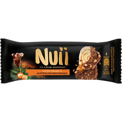 Nuii Salted Caramel & Australian Macadamia Stick