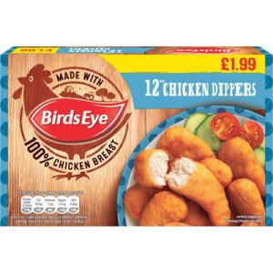 PM £1.99 Birds Eye Chick Dippers