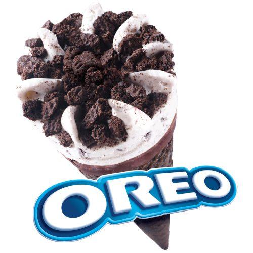 Oreo Cone