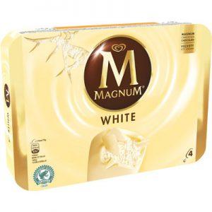4 Magnum White Multipack