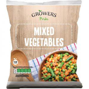 Growers Pride Mixed Vegetable 450g