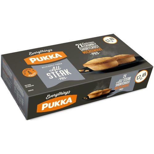 PM £2.49 Pukka Steak Pie 2