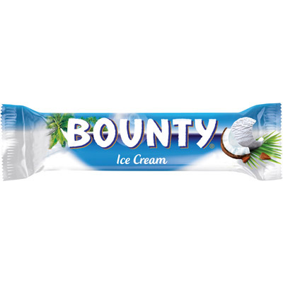 Bounty Ice Cream Bar