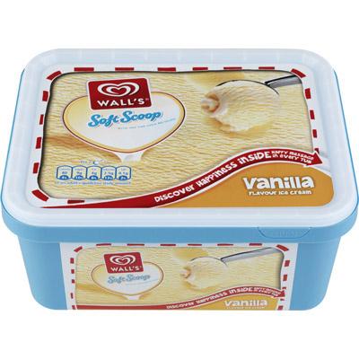 1.8lt Soft Scoop Vanilla