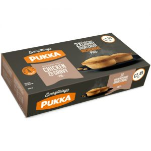 PM £2.49 Pukka Chicken/Gravy Pie 2