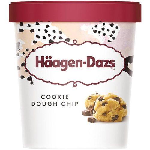Häagen Dazs Cookie Dough & Chocolate Fudge Pieces