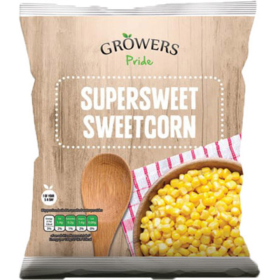 Growers Pride Sweetcorn