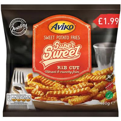 PM £1.99 Aviko Sweet Fries