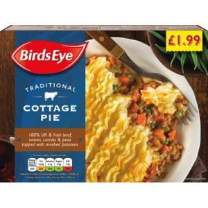 PM £1.99 Birds Eye Cottage Pie
