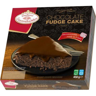 Coppenrath Chocolate Fudge Cake