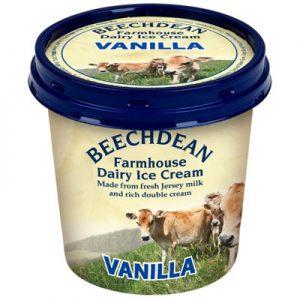 Beechdean Vanilla Cup