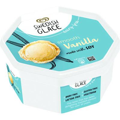 Swedish Glace Smooth Vanilla