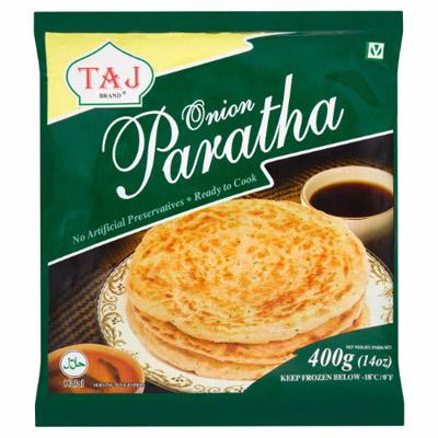 TAJ Onion Paratha