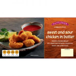 Mayflower Sweet & Sour Chicken Balls