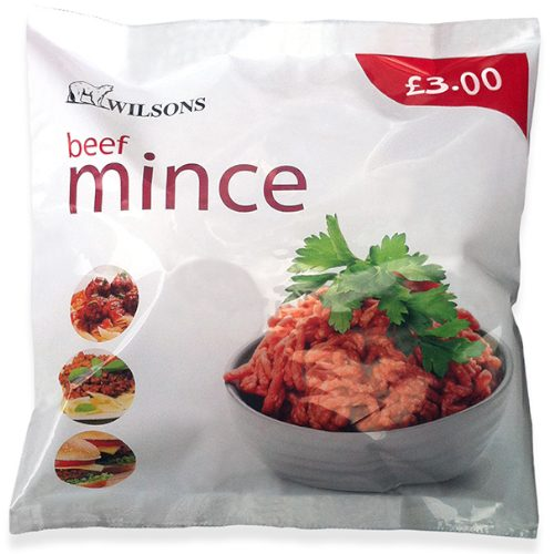 PM £3.00 Wilsons Mince Beef