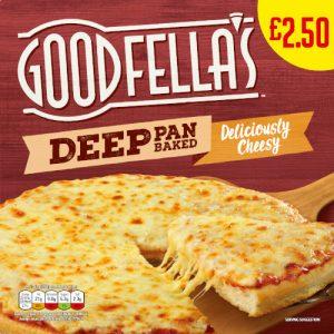 PM £2.50 Goodfella's DEEP Cheese