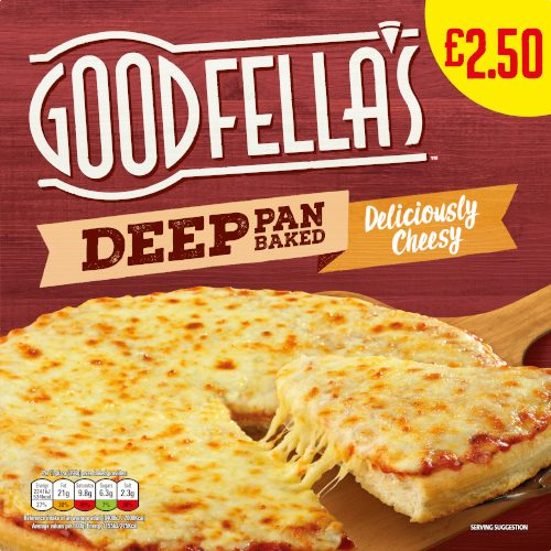 PM £2.50 Goodfella's DEEP Cheese
