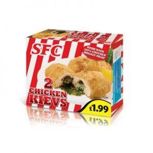 PM £1.99 SFC 2 Chicken Kievs