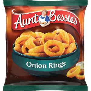 PM £2.25 Aunt Bess Onion Ring CASE