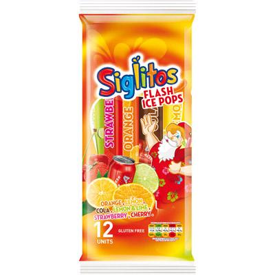 Ice Pops Siglito 1/2 case