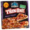 PM £2.00 Chicago Town Thin Meat Feast