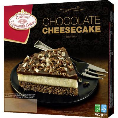 Coppenrath Chocolate Cheesecake