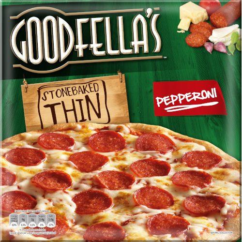 PM £2.50 Goodfella's Thin Pepperoni