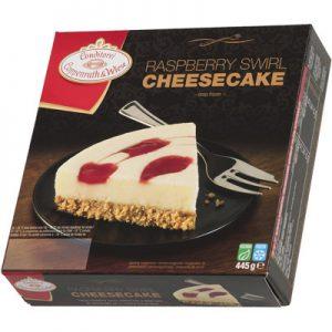 Coppenrath Raspberry Swirl Cheesecake