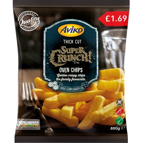 PM £1.69 Aviko Super Crunch Oven Chips
