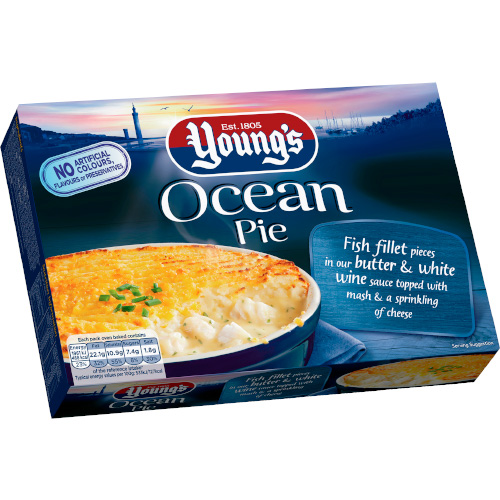 Young's Original Ocean Pie UNIT