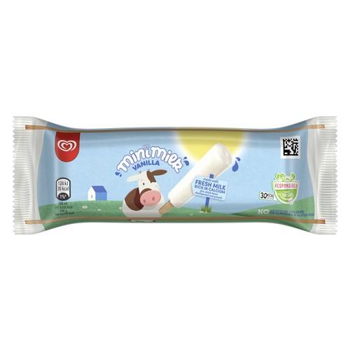Mini Milk Vanilla
