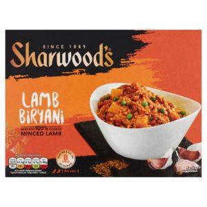 Sharwoods Lamb Biryani