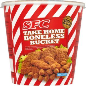 SFCBoneless Bucket